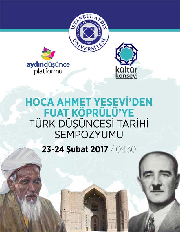 Türk Düşünce Tarihi için kalıcı bir çalışma